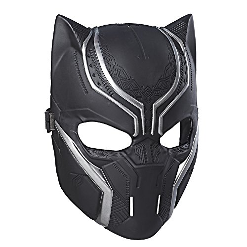 Marvel Masks (Marvel Avengers Black Panther Basic Mask)