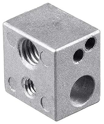 Monoprice Delta - Mini bloque de calor para recambio/piezas ...