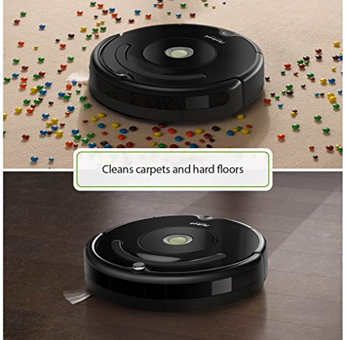 Irobot Roomba 671 Robot Vacuum With Wi Fi Connectivity