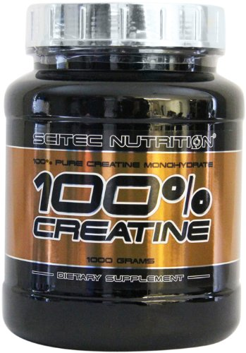 Scitec Nutrition Creatine Monohydrate, 1er Pack (1 x 1000 g by Scitec Nutrition by Scitec