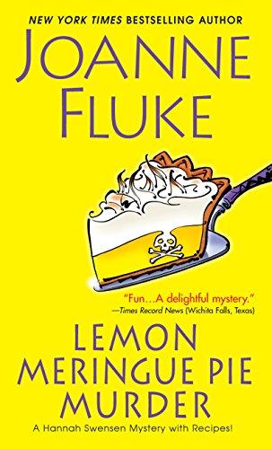 Lemon Meringue Murder Hannah Swensen ebook product image