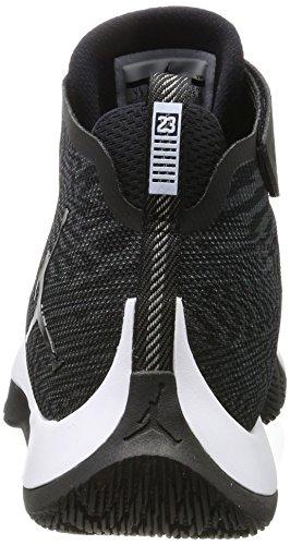 Jordan Nike Herren Fly Unlimited Basketballschuh Schwarz / Schwarz-Anthrazit