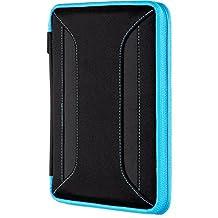 M-Edge Latitude Remix 360° Case for iPad Mini (Black with Teal)