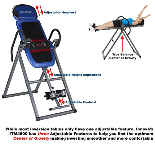 how to use innova inversion table