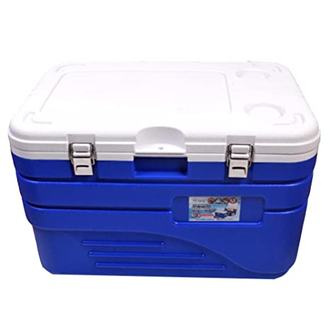 JXS Cool Box Full PU Nevera, Camping, Picnic, Equipado con ...
