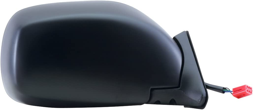 Fit System 60100C Jeep Cherokee Driver Side Replacement OE Style Power Folding Mirror