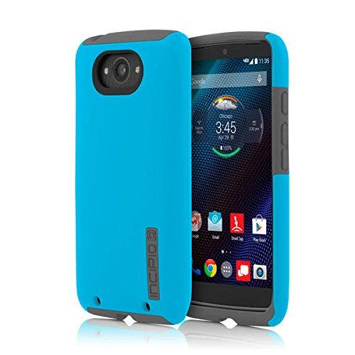 Motorola Droid Turbo Case, Incipio [Shock Absorbing] DualPro Case for Motorola Droid (Incipio Wireless Cell Phone)