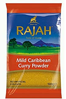 100g Jamaican Curry Powder Amazoncouk Grocery