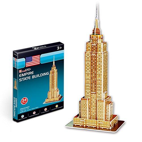 cubicfun-s3003h-empire-state-building-puzzle-24-pieces