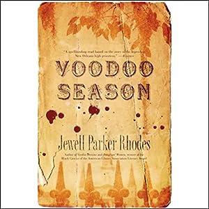 Voodoo Season Audiobook