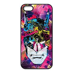iPhone 5 5s Cell Phone Case Black Batman Thinks SLI_656805