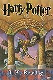 capa de Harry Potter E A Pedra Filosofal