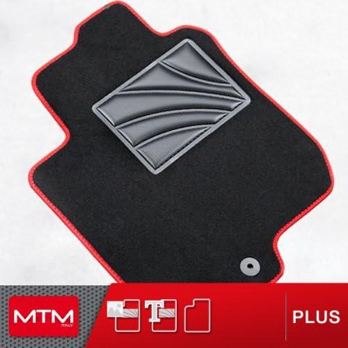 cod MTM Alfombrillas Jazz II Desde 11.2008- Personalizadas a Medida en Velour Antideslizante Plus 1331