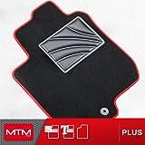 Tapis Auto sur Mesure MTM Plus, cod. fr1539, Conçus sur Mesure pour votre Voiture