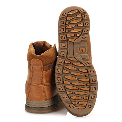 Caterpillar Cat Shoes Herren Schuhe Stiefel Desert Boot Boots Ryker Brown Braun 40 - 46