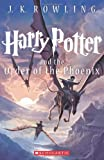 Harry Potter and the Order of the Phoenix, Scholastic Canada Ltd. Staff, 0545582970