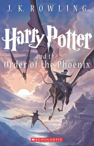 Harry Potter and the Order of the Phoenix (Book 5) (Harry Potter Monsters)