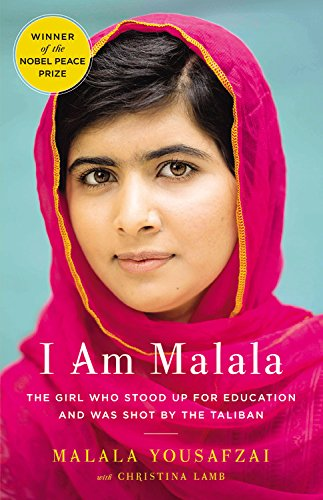 Image result for i am malala book cover