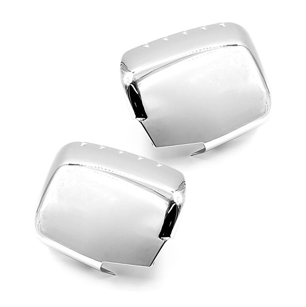 MaxMate Fit 2005-2010 Honda Ridgeline Chrome Full Mirror Cover