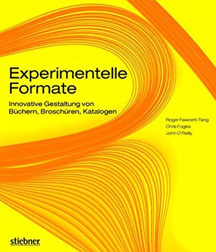 Experimentelle Formate: Bücher, Broschüren, Kataloge