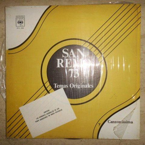 San Remo 73