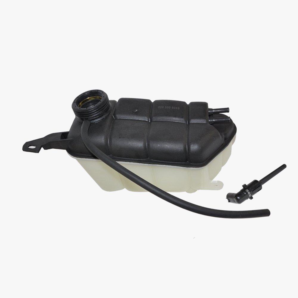 Coolant Reservoir Overflow Expansion Tank W Sensor Bmw 525i Mercedes Benz W220 S350 S430 S500 S55 Amg S600 S65 G500 G55 Cl500 Cl55 Cl600 Cl65
