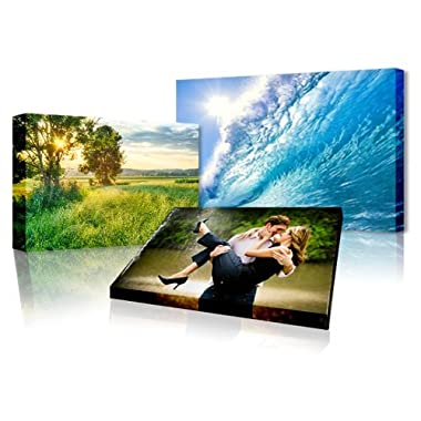 Canvas Champ Photo to Canvas | 0.75  Gallery Wrap | USA Seller - Pro USA Print : 16x20