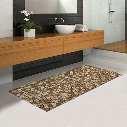 Non Slip Hallway Bathroom Size able NS5792 2X4