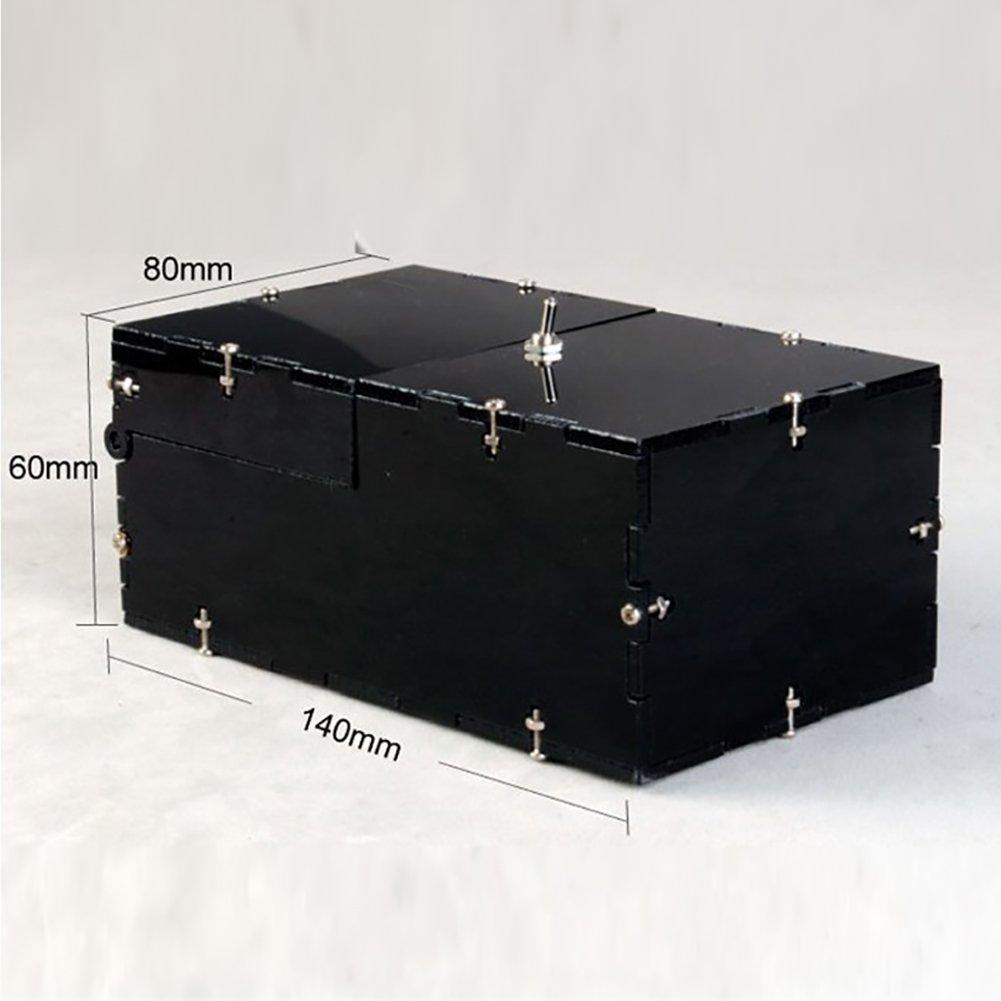 Neuheit DIY Version Useless Box Kit Kreatives Gadget Spielzeug ...