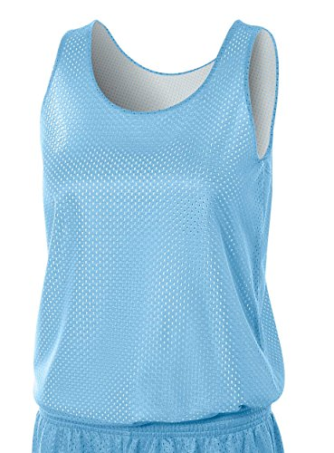 - A4 NW1000-LBW Reversible Mesh Tank Top, Medium