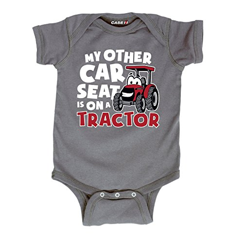 CASE IH My Other Car Seat-Infant One Piece