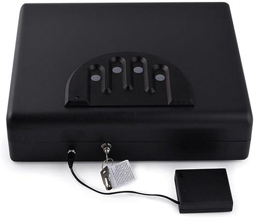 HAIT Portable Lock Box Jewelry Handgun Caja Fuerte Oculta En El ...