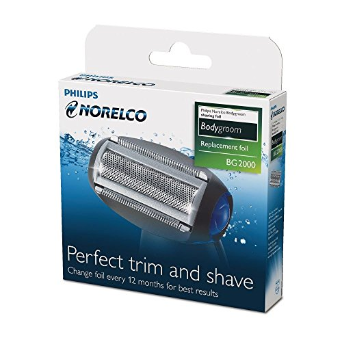 Norelco Bg2020 Bodygroom Shaver - Norelco Philips Bodygroom Screen and Cutter Set