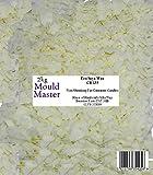 Moldmaster - Cera di soia naturale, 2 kg, colore bianco