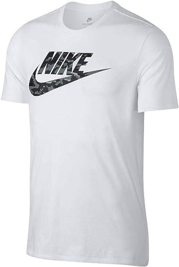 Nike Camo Pack 2 T shirt pour homme L: