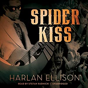 Spider Kiss Audiobook