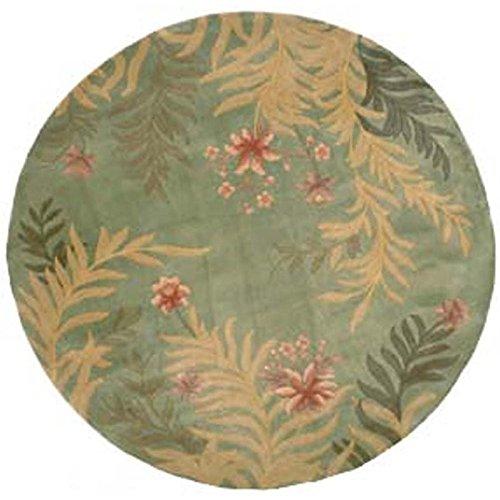 - Momeni Rugs HARMOHA-03SAG790R Harmony Collection, Traditional Area Rug, 7'9