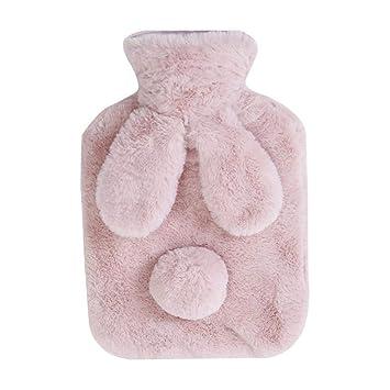 Amazon.com: total-shop Hot Water Bottle - Classic Rubber ...