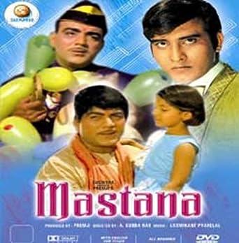 Amazon com: Mastana (1970) (Hindi Film / Bollywood Movie