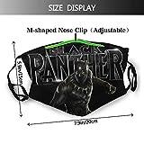PEARTWOLF Super Hero Black Panther-Chadwick Boseman
