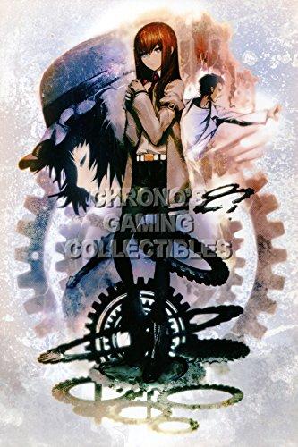 "Stein Gate CGC Huge Poster Glossy Finish Anime Poster Shutainzu Gēto - STE009 (24"" x 36"" (61cm x 91.5cm))"