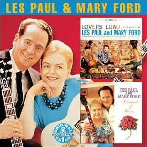 Lover's Luau/Bouquet of Roses by Les Paul & Mary Ford (2001-07-10) ()