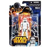 Star Wars Saga Legends 2013 Action Figure Stormtrooper 3.75 Inch