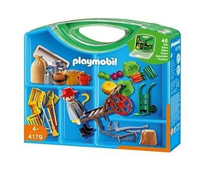 Playmobil Farmer Carrying Case