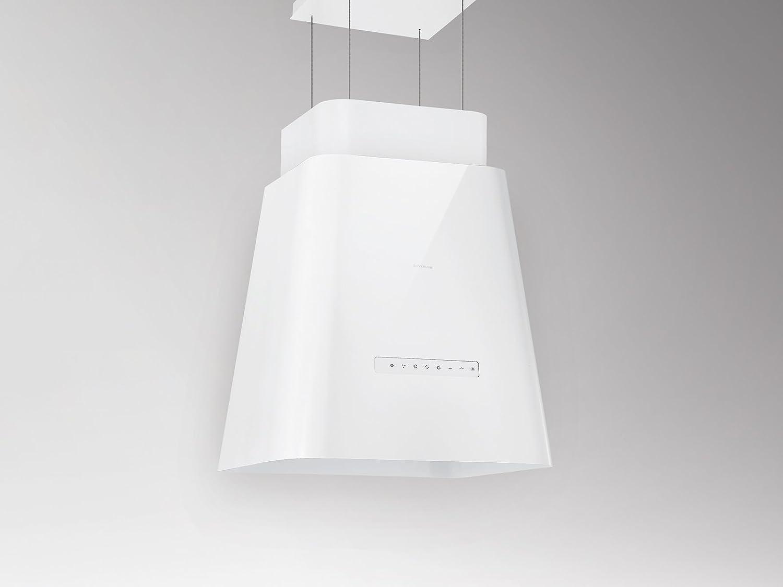 Silverline Lift Up Isola Premium LII 594 W/Isla Campana/blanco/50 cm: Amazon.es: Grandes electrodomésticos