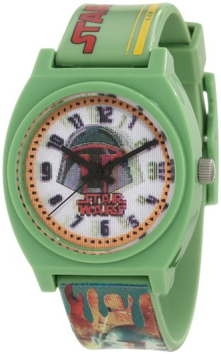 Star Wars 9006074 Plastic Watch