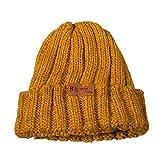 Yezijin Women Fashion Keep Warm Winter Hats Knitted Wool Hemming Hat