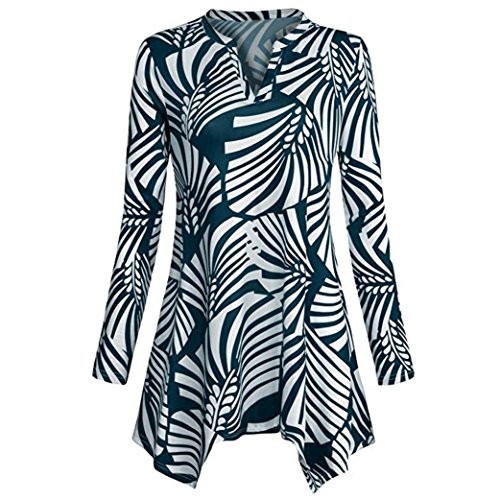 Donna Xmiral A Camicia Green Righe Halterneck Ad Aletta qOzq4WF