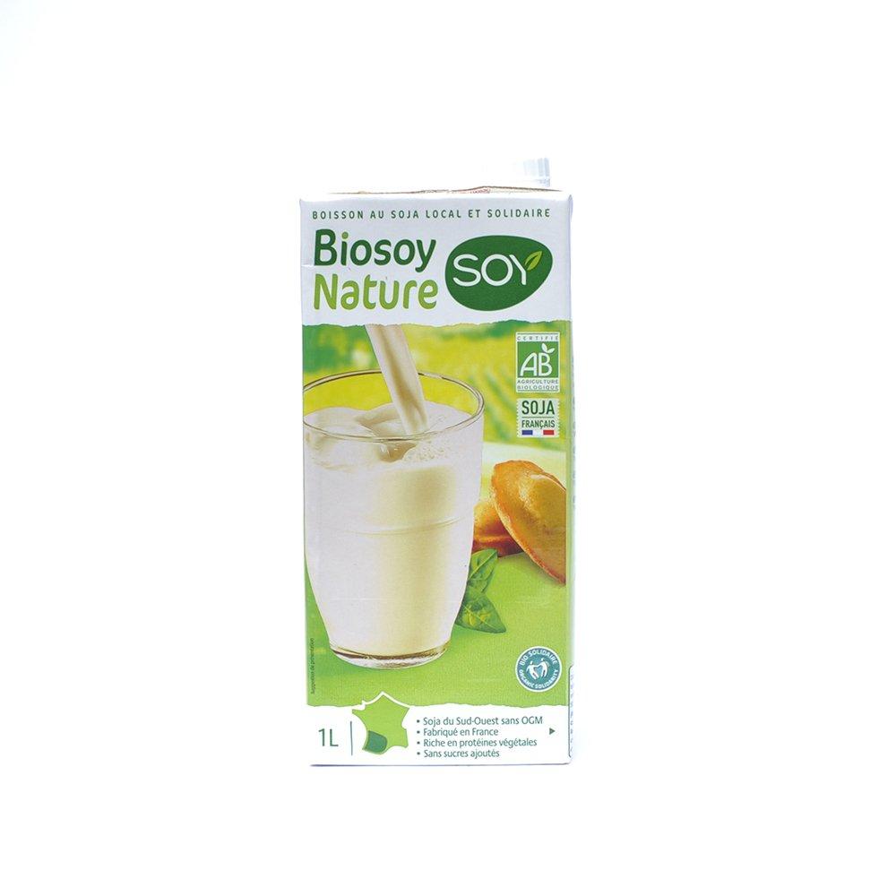 ijsalut - leche soja bio 1l bio soy 1 lt: Amazon.es: Salud y cuidado personal