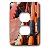 3dRose lsp_207564_6 Washington, Port Townsend - Wooden Boat Festival. - 2 Plug Outlet Cover